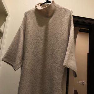 Zara Collar Sweater